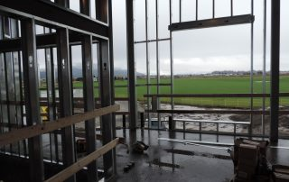 Build no wall view
