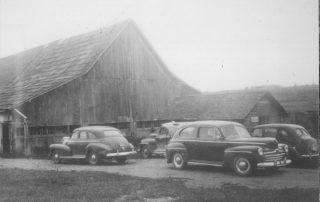 1944 Original Barn