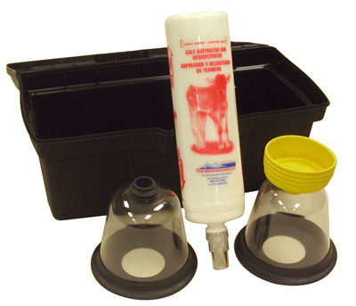 Calf Resuscitator
