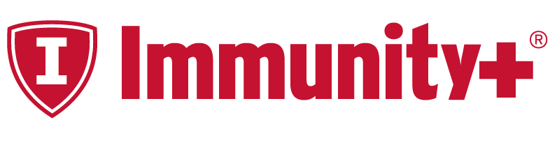 Immunity Plus Registered logo