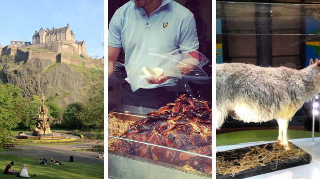 25 romantic things to do for couples in Edinburgh