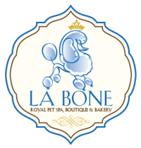Website for La Bone Pet Spa