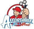 Website for Affordable Air & Heat, Inc.