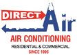Website for Direct A/C & Refrigeration, Inc.