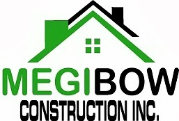 Website for Megibow Construction, Inc.