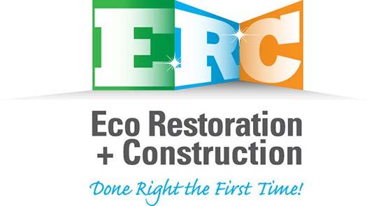 Website for Eco Restoration and Construction, LLC
