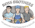 Website for Ross Brothers, LLC