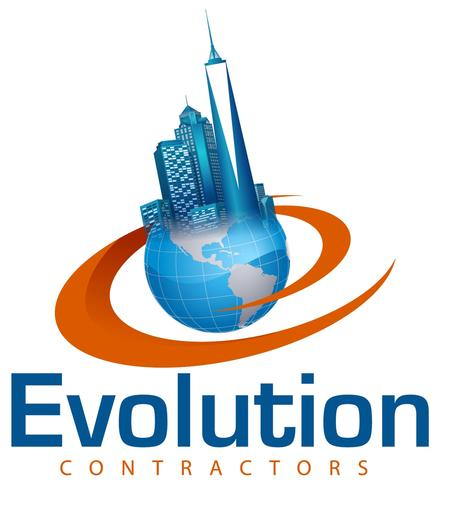 Website for Evolution Contractors, Corp