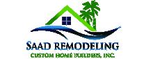 Website for Saad Remodeling & Custom Home Builders, Inc.
