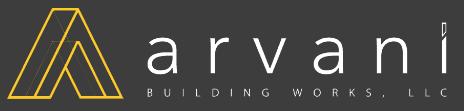 Website for Arvani Building Works, LLC
