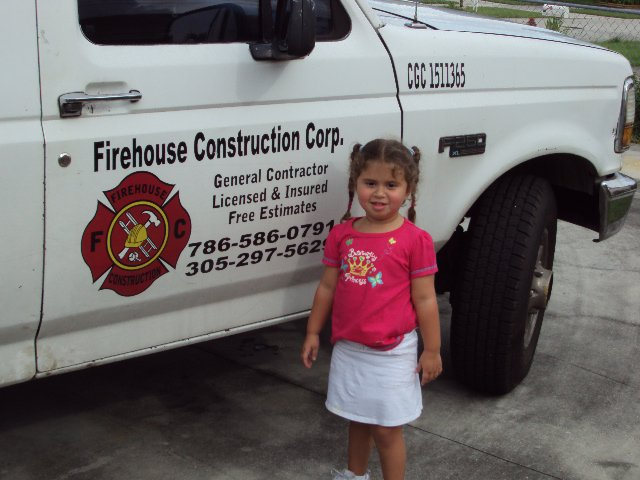 Website for FireHouse Construction Corp