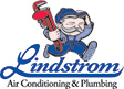 Website for Lindstrom Air Conditioning & Plumbing, Inc.