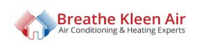 Website for Breathe Kleen Air