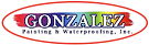 Website for Gonzalez Painting & Waterproofing, Inc.