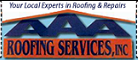 Website for AAA Roofing Services, Inc.