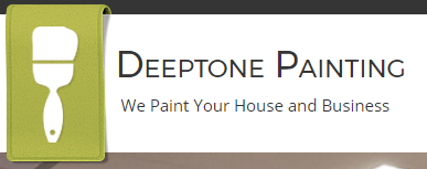 Website for Deeptone Painting, LLC