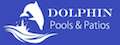 Website for Dolphin Pools & Patios, Inc.