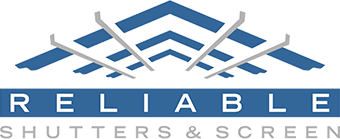 Website for Reliable Shutters & Screens, LLC