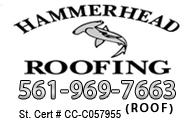 Website for Hammerhead Roofing of South Florida, Inc.
