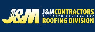 Website for J&M Roofing, LLC
