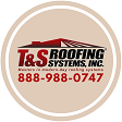 Website for T&S Roofing Systems, Inc.