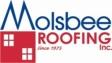 Website for Molsbee Roofing, Inc.