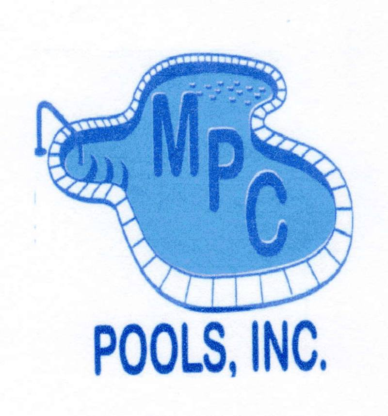 Website for MPC Pools, Inc.