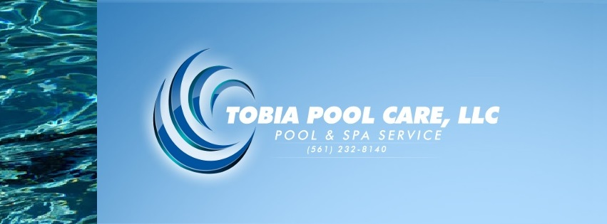 Website for Tobia Pool Care, LLC