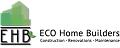 Website for Eco Builders, Inc.