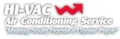 Website for HI-VAC Air Conditioning Service Ent., Inc.
