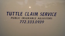 Website for Tuttle Claims Service LLC