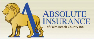 Website for Absolute Insurance of Palm Beach County, Inc.