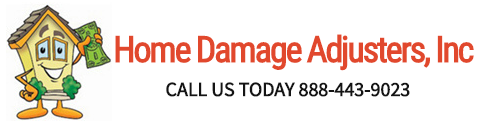 Website for Home Damage Adjusters, Inc.