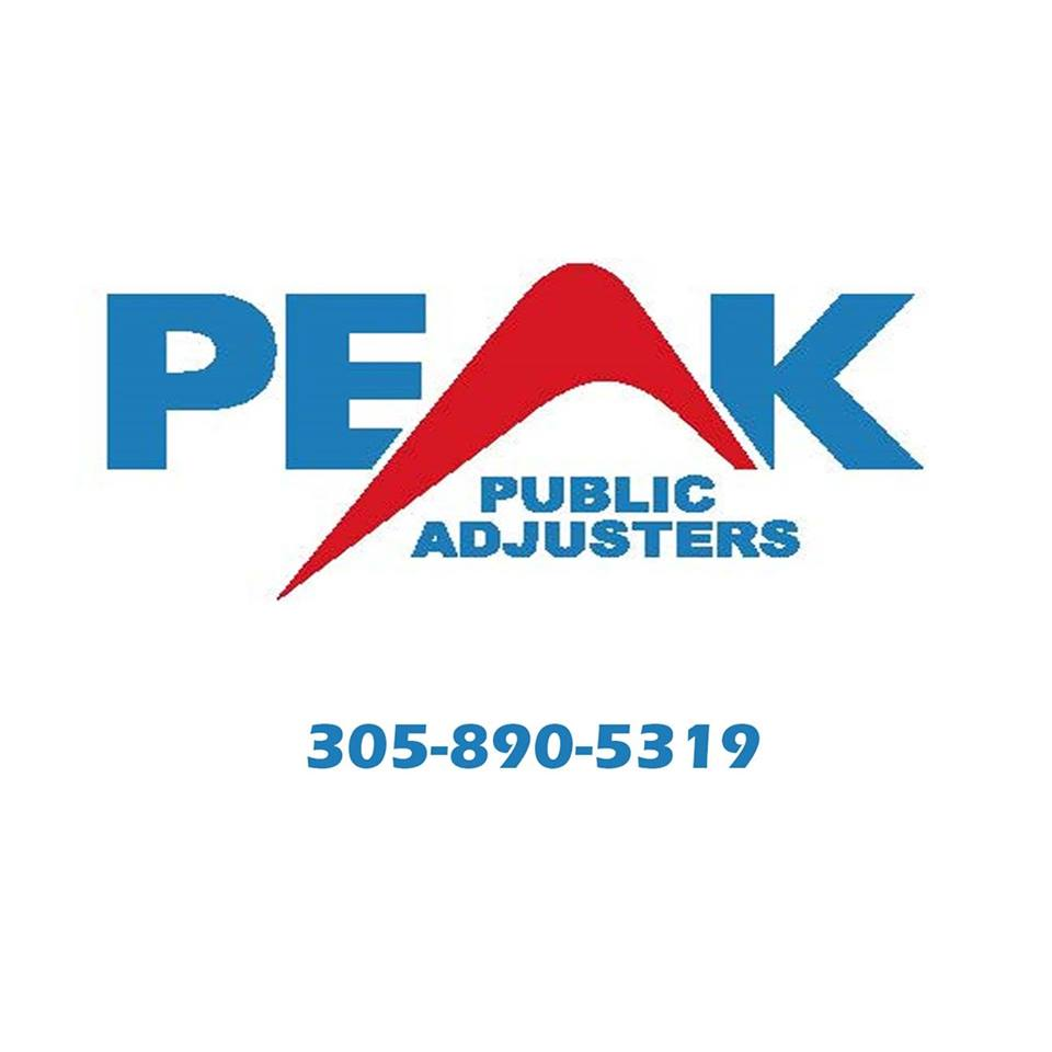 Website for PEAK Public Adjusters, Inc.