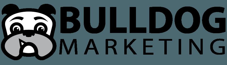 Website for Bulldog Marketing
