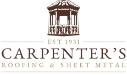 Website for Carpenter's Roofing & Sheet Metal, Inc.