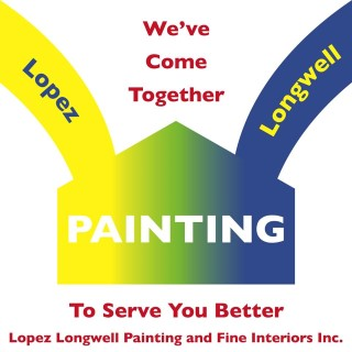 Website for Lopez Longwell Painting and Fine Interiors, Inc.