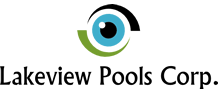 Website for Lakeview Pools Corp.