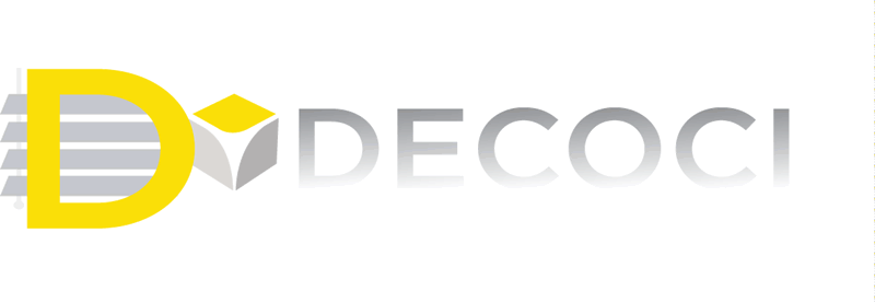 Website for DECOCI
