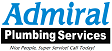 Website for Admiral Plumbing Services, LLC