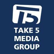 Website for Take 5 Media Group, LLC