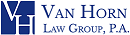 Website for Van Horn Law Group, P.A.