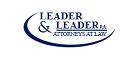 Website for Leader & Leader,  PA