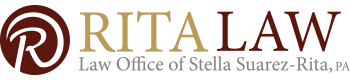 Website for Law Office of Stella Suarez-Rita,P.A.