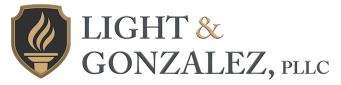 Website for Light & Gonzalez, PLLC