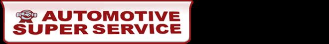 Website for Automotive Super Service