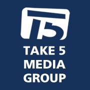 Website for Take 5 Media Group, LLC