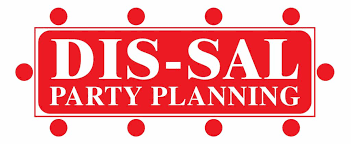 Website for DIS-SAL Party Planning