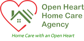 Website for Open Heart Home Care Services, Inc.