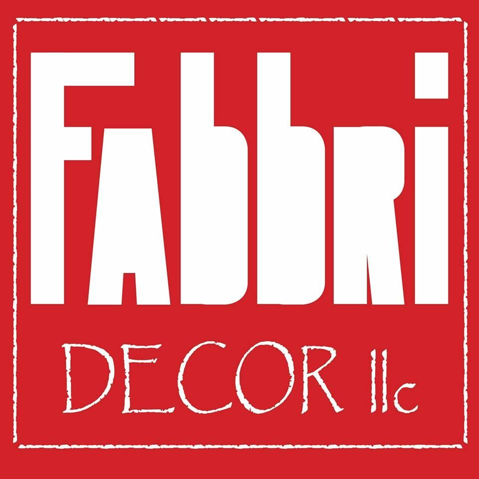 Website for Fabbri Decor, LLC